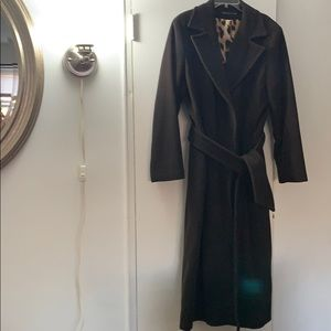 Donna Buchanan Long coat